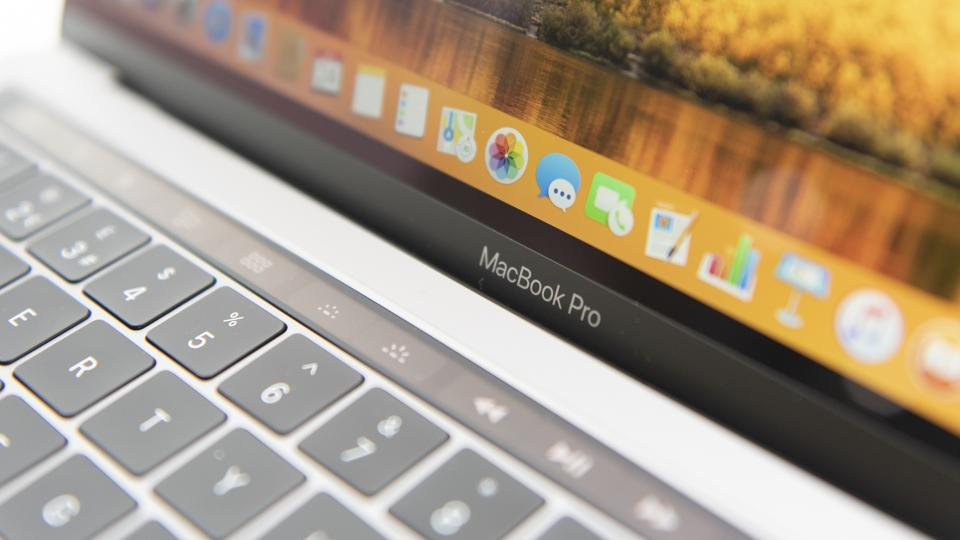 Apple's new MacBook Pro keyboard could launch this year