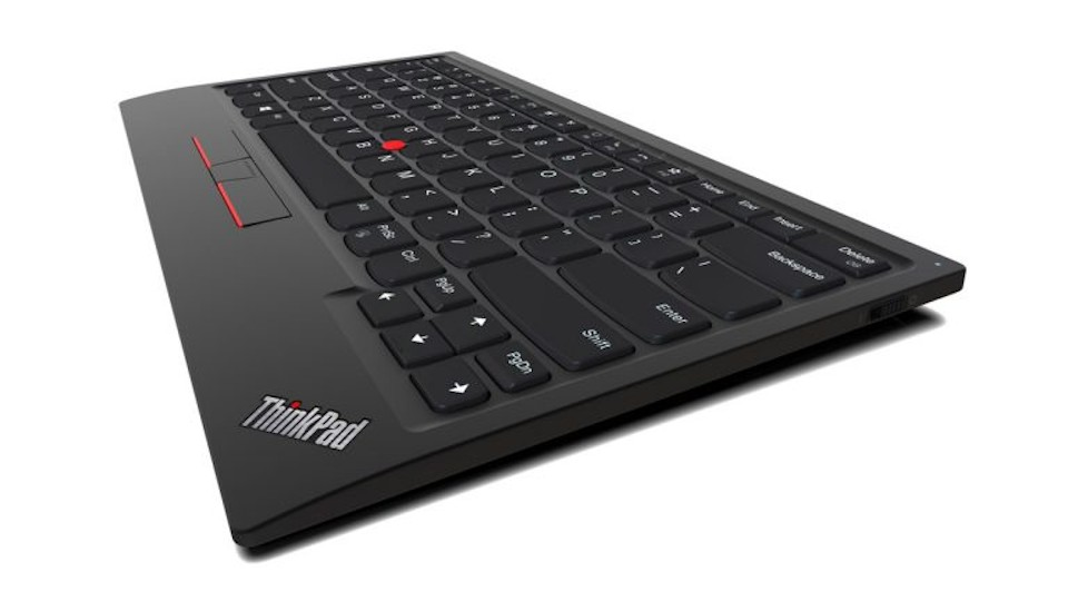 You can buy a ThinkPad keyboard - without the ThinkPad