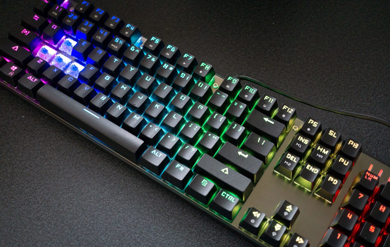 This is the insanely good, affordable mechanical keyboard I can't live without