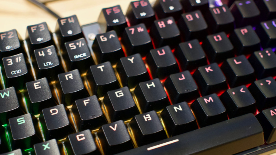The dark truth about mechanical keyboards and gaming